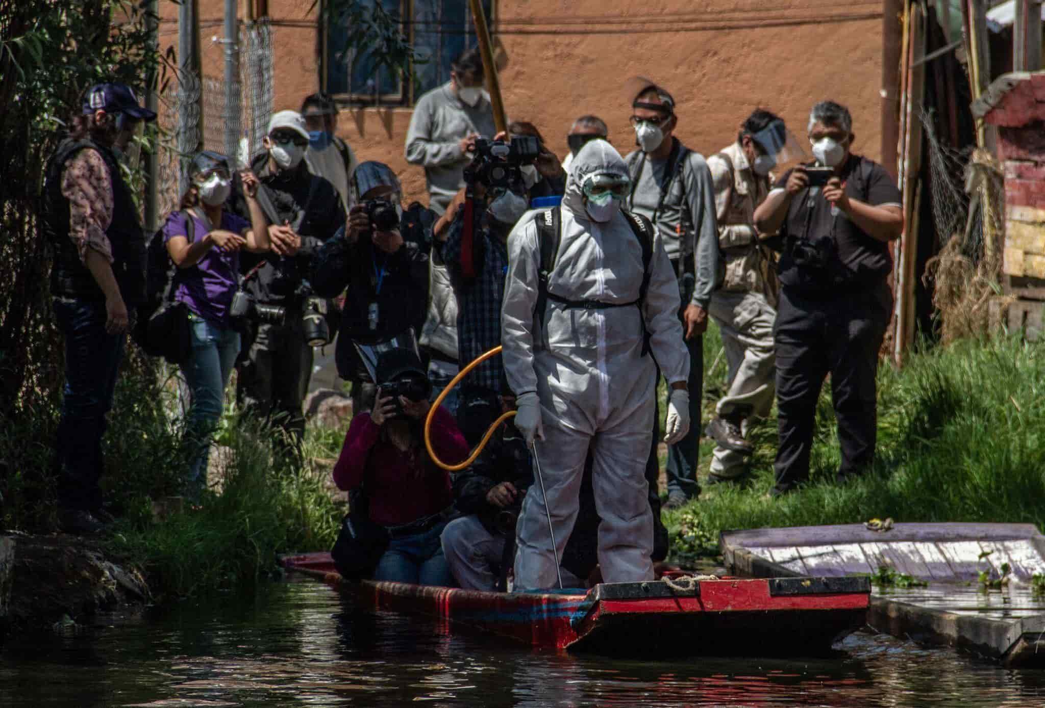 Xochimilco / Andrea Murcia