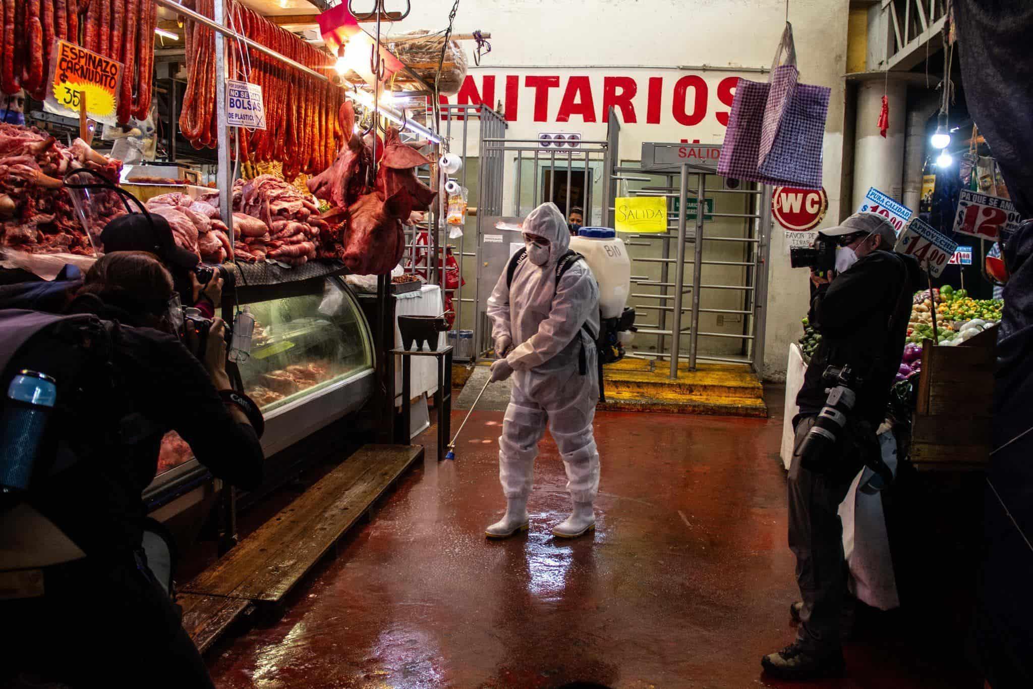 Mercados / Andrea Murcia