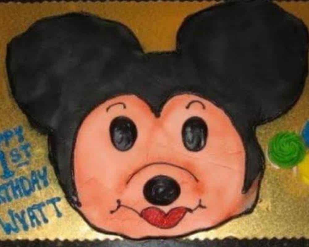 ¿Eres tú Mickey?